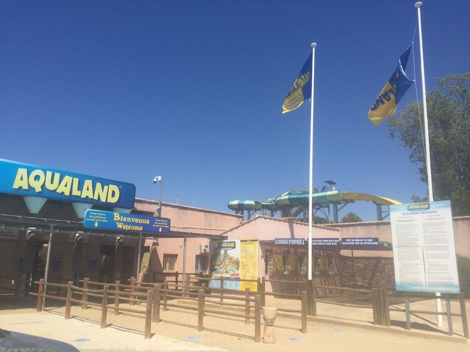 St Cyr sur Mer : Aqualand entame la saison 2020 en toute sécurité
