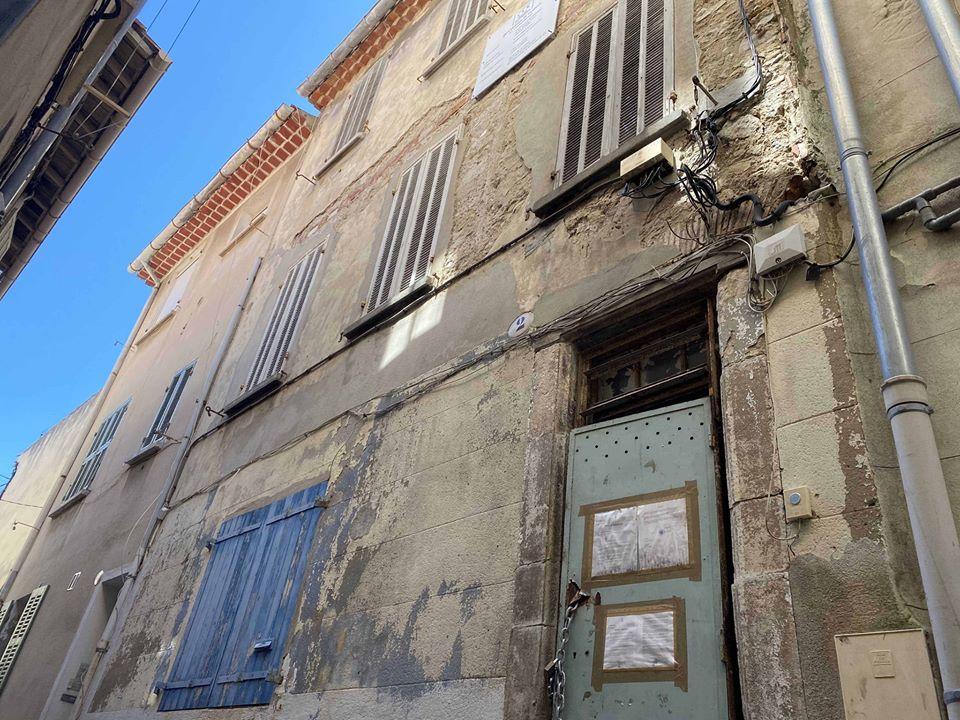 Urbanisme : deux immeubles devraient être démolis dans le centre ancien de La Ciotat
