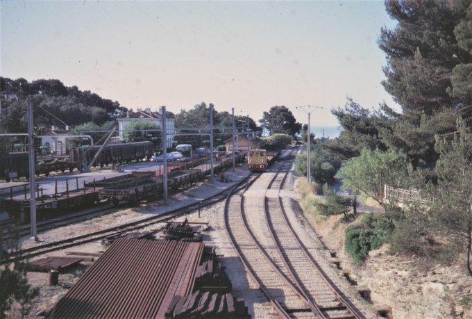 PHOTOS : sur les traces de l'ancienne voie ferrée qui traverse La Ciotat