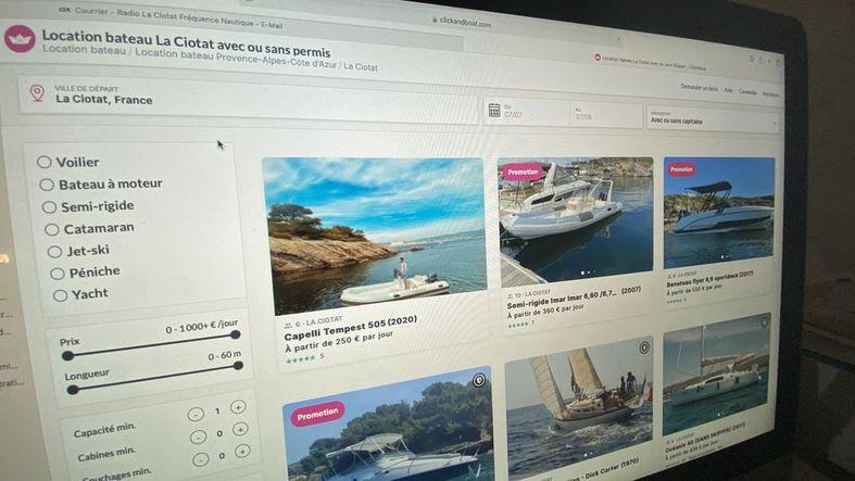 Trop de bateaux de location, le parc national des Calanques va renforcer les contrôles
