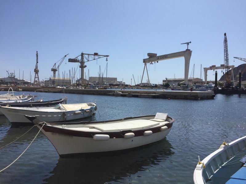 Jeu de chaises musicales et règlement de comptesau chantier naval de La Ciotat