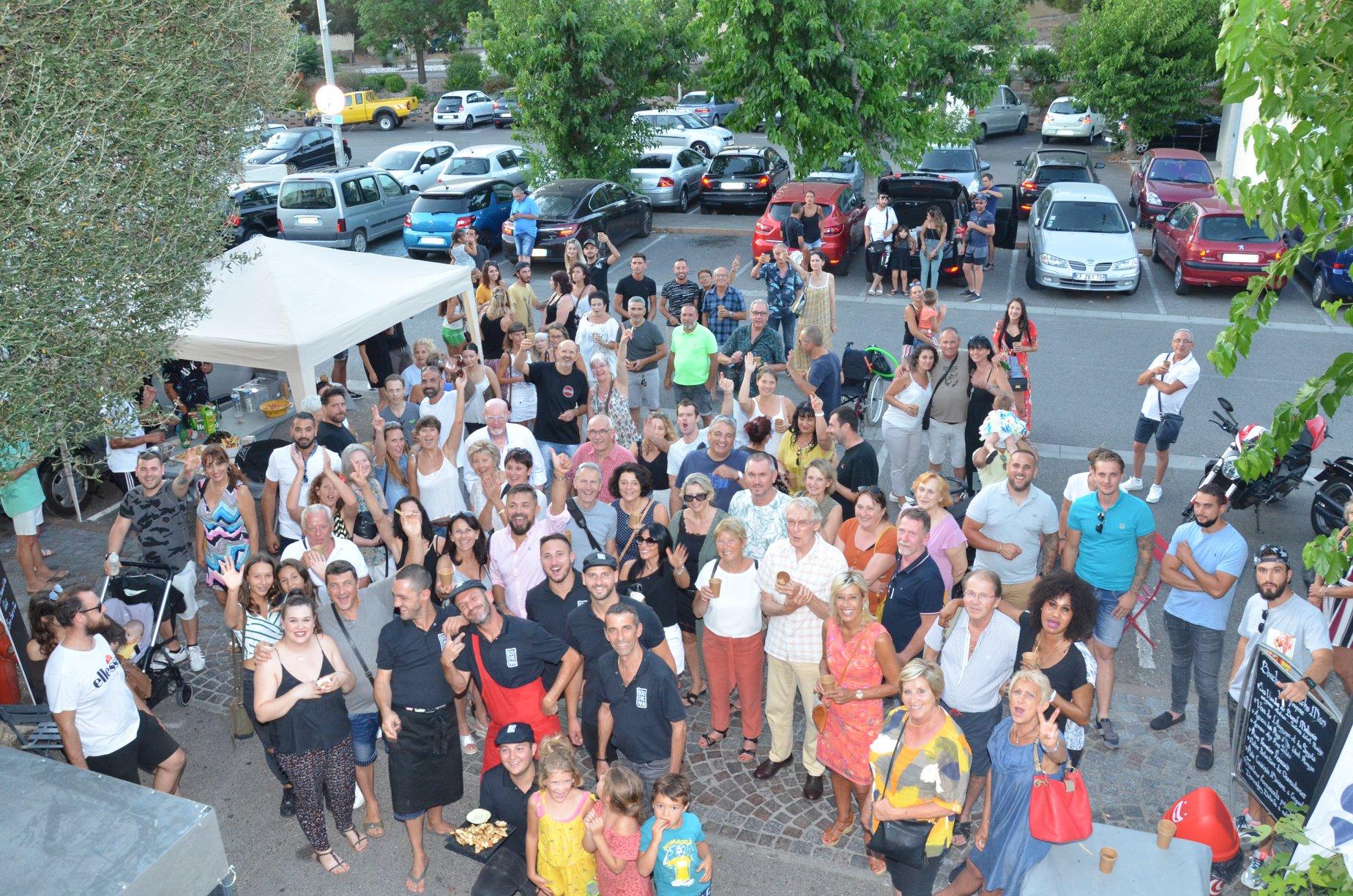 La Ciotat : « Bouche'Man » a célébré ses deux ans de réussite sur Ste Marguerite