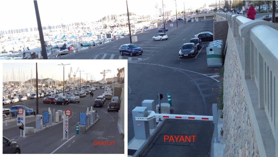 Les Ciotadens ont-ils eu raison de «boycotter» le parking payant du port de plaisance ?