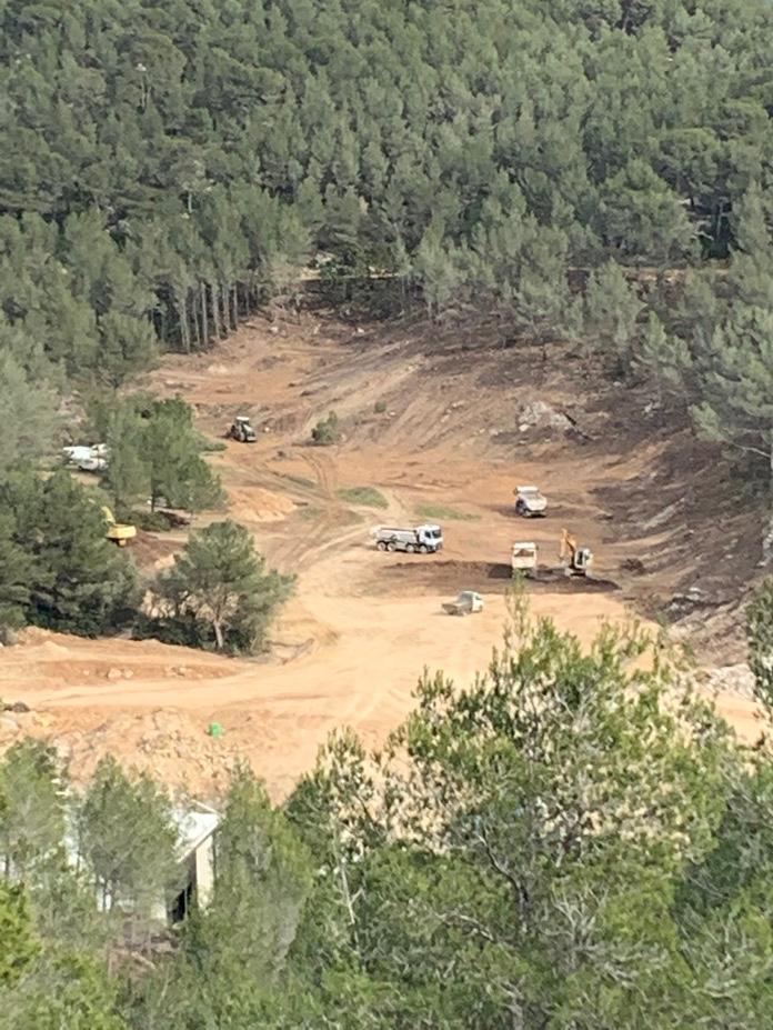 """La Ciotat poursuit sa déforestation """"économique"""""""